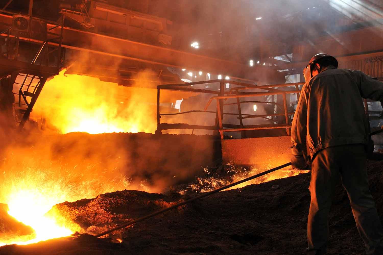 金属加工及冶金工业中的温度测量方案